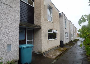 Thumbnail 2 bed terraced house to rent in Fleming Road, Cumbernauld, North Lanarkshire