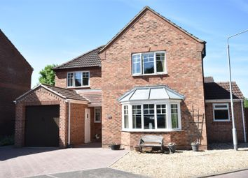 Thumbnail 5 bed detached house for sale in Yew Tree Way, Coddington, Newark