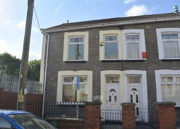 Thumbnail 3 bed end terrace house to rent in Cwmaman Road, Aberdare, Rhondda Cynon Taff