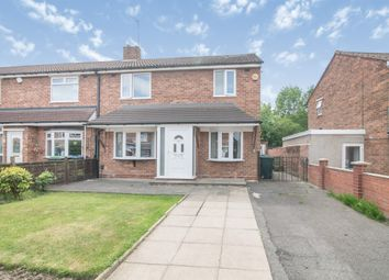 Thumbnail 3 bed end terrace house for sale in Cypress Road, Walsall