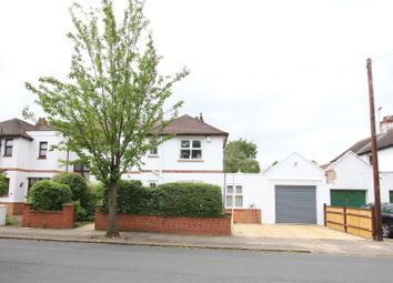 Thumbnail 4 bed semi-detached house for sale in The Avenue, Spinney Hill, Northampton