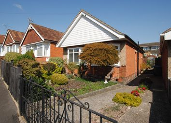 Onibury Road, Southampton SO18. 2 bed detached bungalow