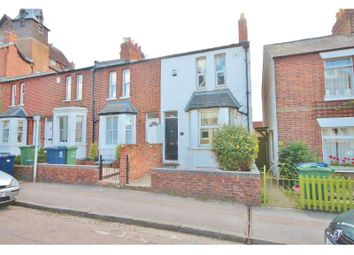 Thumbnail 4 bed end terrace house to rent in Marston Street, Oxford