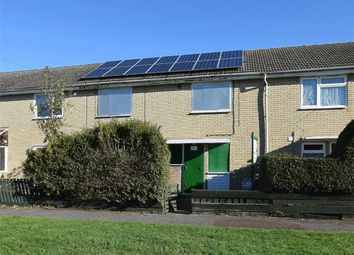 Thumbnail 4 bed terraced house for sale in Byron Close, Huntingdon, Cambridgeshire
