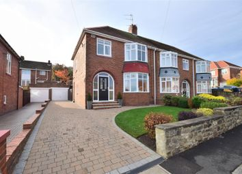 Thumbnail 3 bed semi-detached house for sale in Albyn Gardens, Humbledon, Sunderland