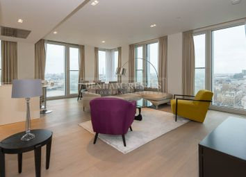 Thumbnail 2 bed flat to rent in Upper Ground, Southbank