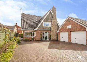 Thumbnail 3 bed detached house for sale in Chatsworth Drive, Mansfield
