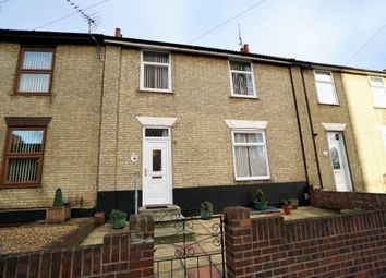 Thumbnail 3 bed terraced house for sale in Norwich Road, Ipswich, Suffolk