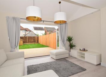 Thumbnail 4 bed end terrace house for sale in Spencer Road, Mitcham Junction, Mitcham, Surrey
