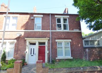 Thumbnail 2 bed flat to rent in Cromwell Terrace, North Shields