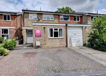 Thumbnail 4 bedroom end terrace house for sale in Slade Road, Stokenchurch, High Wycombe