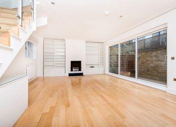 Hanscomb Mews, London SW4. 3 bed flat