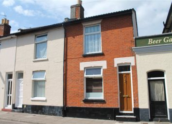 Thumbnail 2 bed end terrace house for sale in Winchester Road, Portsmouth, Hampshire