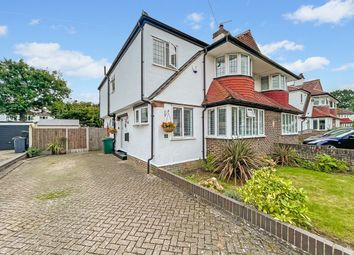 Thumbnail Semi-detached house for sale in Willett Close, Petts Wood, Orpington