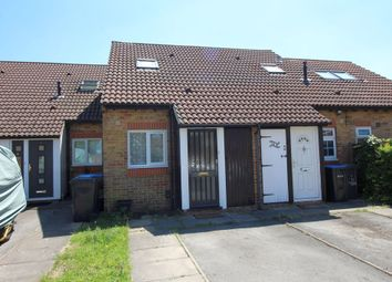 Thumbnail 1 bed terraced house for sale in Alexander Road, Egham
