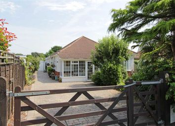Thumbnail 4 bedroom bungalow for sale in Moorland Avenue, Barton On Sea, New Milton