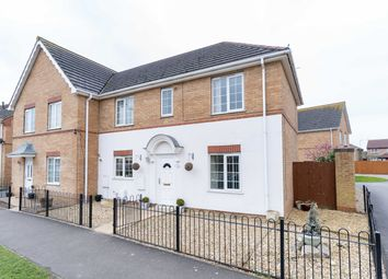 Thumbnail 3 bed semi-detached house for sale in Rider Gardens, Fishtoft, Boston, Lincs