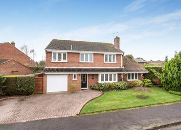 Thumbnail 4 bed detached house for sale in Eastlands, Lacey Green, Princes Risborough