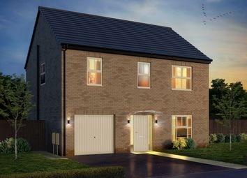 Thumbnail 4 bed detached house for sale in Staveley Lane, Eckinton