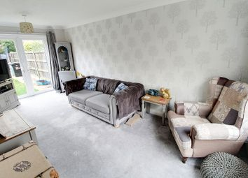 Thumbnail 3 bed terraced house for sale in Ryefield, Langtoft, Peterborough