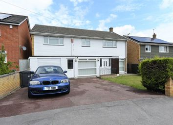 Thumbnail 5 bed detached house for sale in Hazleton Way, Cowplain, Waterlooville
