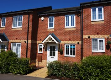 Thumbnail 2 bed town house for sale in Butterfly Gardens, Swadlincote
