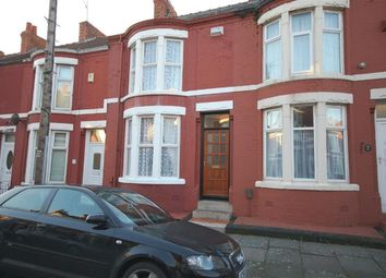 Thumbnail 2 bed terraced house to rent in Hallville Road, Wallasey, Merseyside