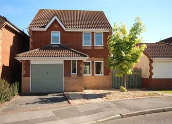 Thumbnail 3 bed detached house to rent in Lancaster Way, Skellingthorpe, Lincoln