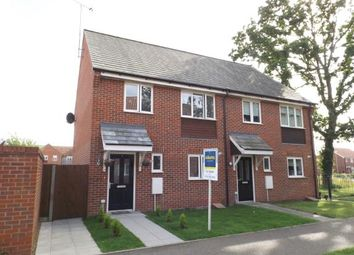 Thumbnail 3 bed semi-detached house for sale in Carbrooke, Thetford, Norfolk