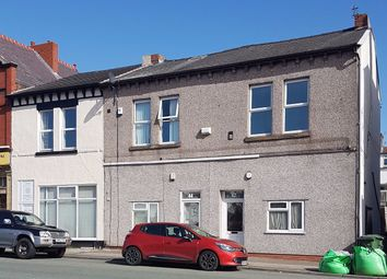 Thumbnail 3 bed flat for sale in 42 King Street, Wallasey, Wirral