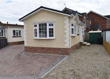Thumbnail 1 bed mobile/park home for sale in Grosvenor Park, Boroughbridge Road, Ripon