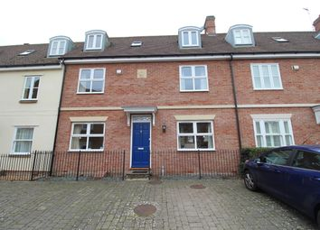 Thumbnail 4 bed terraced house for sale in Corsbie Close, Bury St. Edmunds