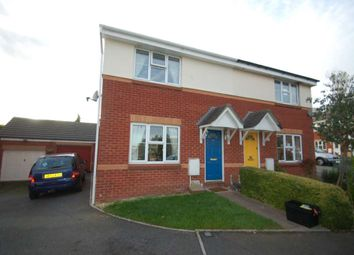 Thumbnail 3 bed semi-detached house to rent in Whitebeam Close, Paignton