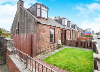 Thumbnail 2 bed end terrace house for sale in Mauchline Road, Hurlford, Kilmarnock
