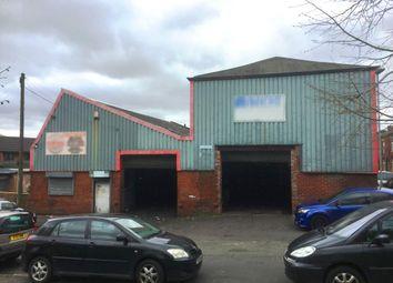 Thumbnail Retail premises for sale in Oldham OL9, UK