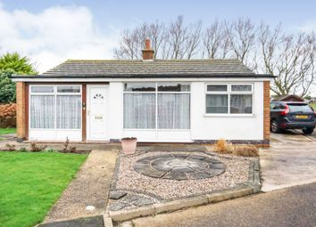 Thumbnail 2 bed detached bungalow for sale in Surfside, Sutton On Sea