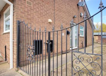 Thumbnail 2 bed semi-detached bungalow for sale in Devonshire Drive, New Ollerton, Newark