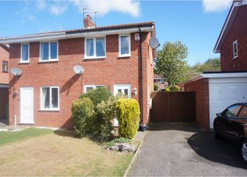 Thumbnail 2 bed semi-detached house to rent in St. Andrews Drive, Wolverhampton