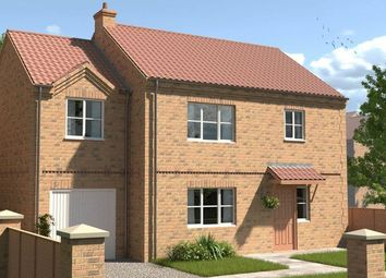 Thumbnail 4 bed detached house for sale in Plot 35, Franklin Way, Barrow-Upon-Humber