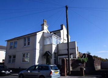 Thumbnail 2 bed maisonette to rent in Southfield Road, Paignton, Devon