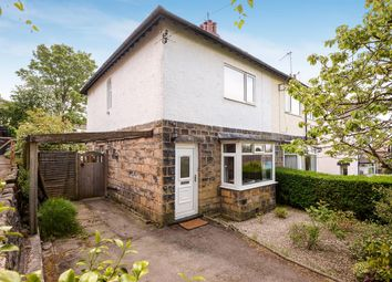 Thumbnail 2 bed semi-detached house for sale in Rufford Bank, Yeadon, Leeds