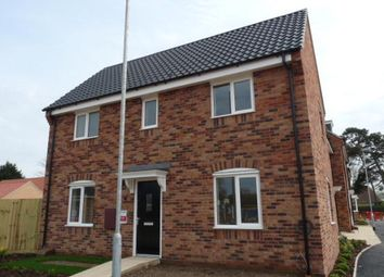 Thumbnail 3 bedroom semi-detached house to rent in Teasel Close, Red Lodge