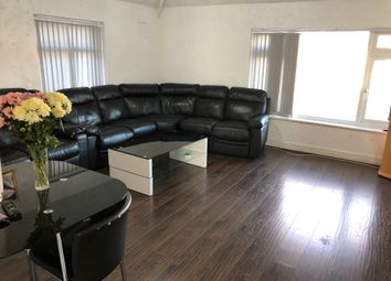 Thumbnail 3 bed flat to rent in Flaxley Road, Stechford