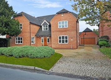 Thumbnail 5 bed detached house for sale in Windmill Lane, Balsall Common, West Midlands