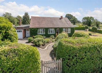 Thumbnail 3 bed detached bungalow for sale in Harborough Magna, Rugby, Warwickshire