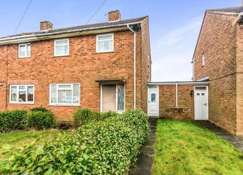 Thumbnail 2 bed semi-detached house for sale in Pritchard Avenue, Wednesfield, Wolverhampton