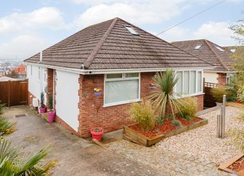 Thumbnail 4 bed detached house for sale in Roslyn Avenue, Weston-Super-Mare, North Somerset