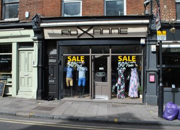 Thumbnail Retail premises to let in The Broadway, Crouch End