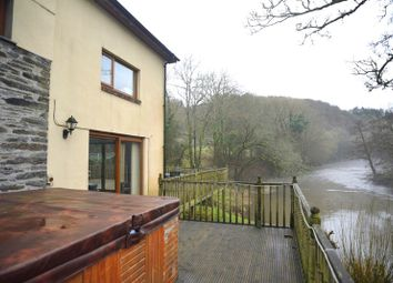 Thumbnail 5 bed detached house for sale in Cenarth, Newcastle Emlyn, Carmarthenshire