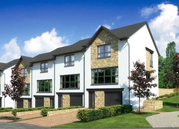 "Thumbnail 3 bed town house for sale in ""Fairley"" at Old Lang Stracht, Kingswells, Aberdeen"